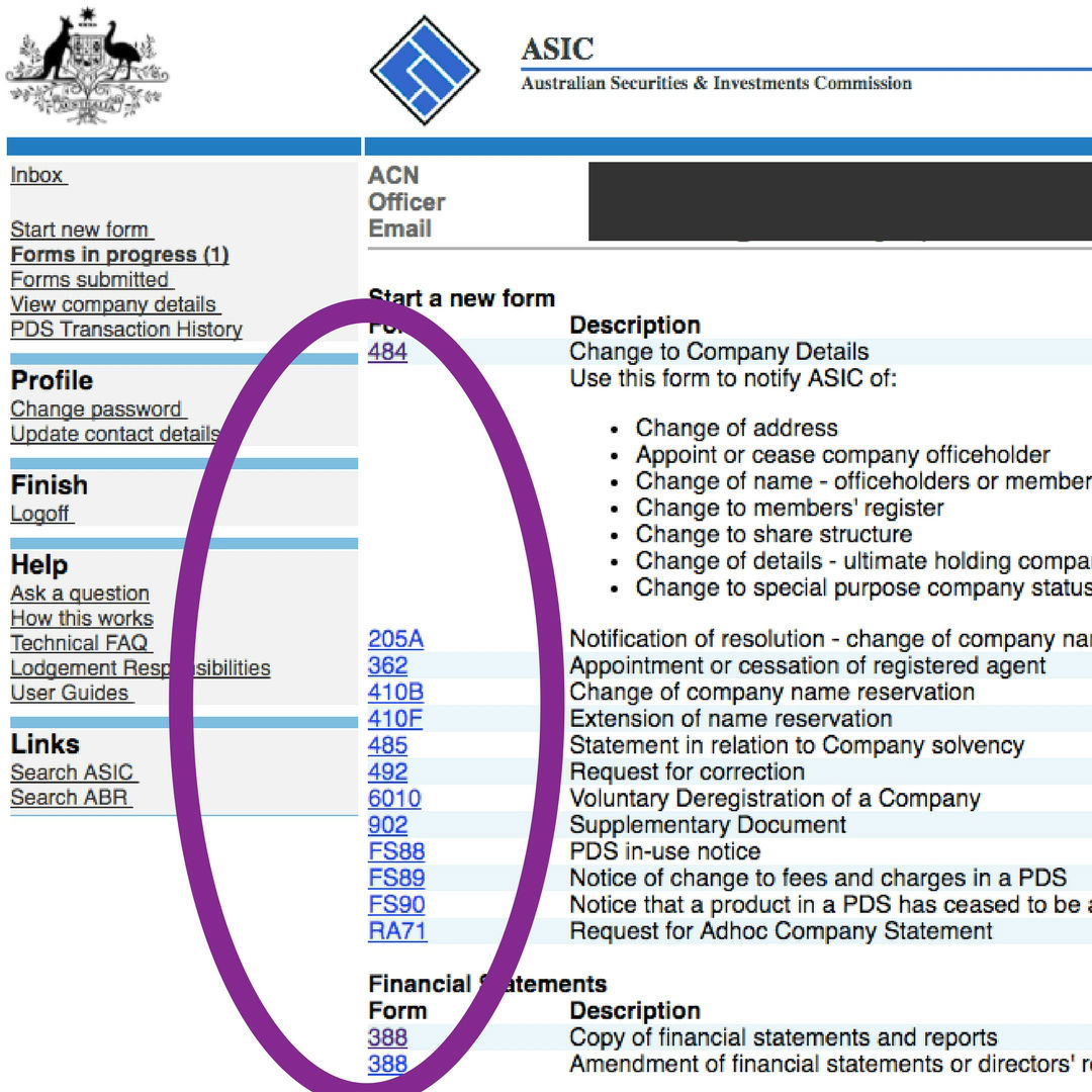 Online ASIC changes