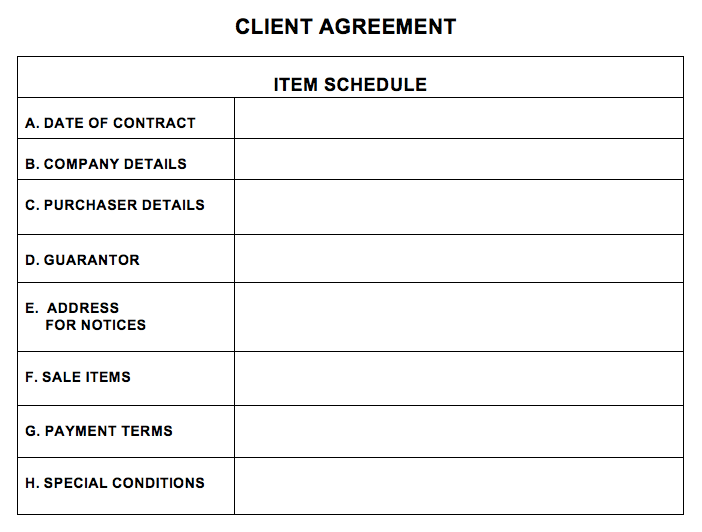 The Difference Between Tc And Client Agreements I Michael Law Group