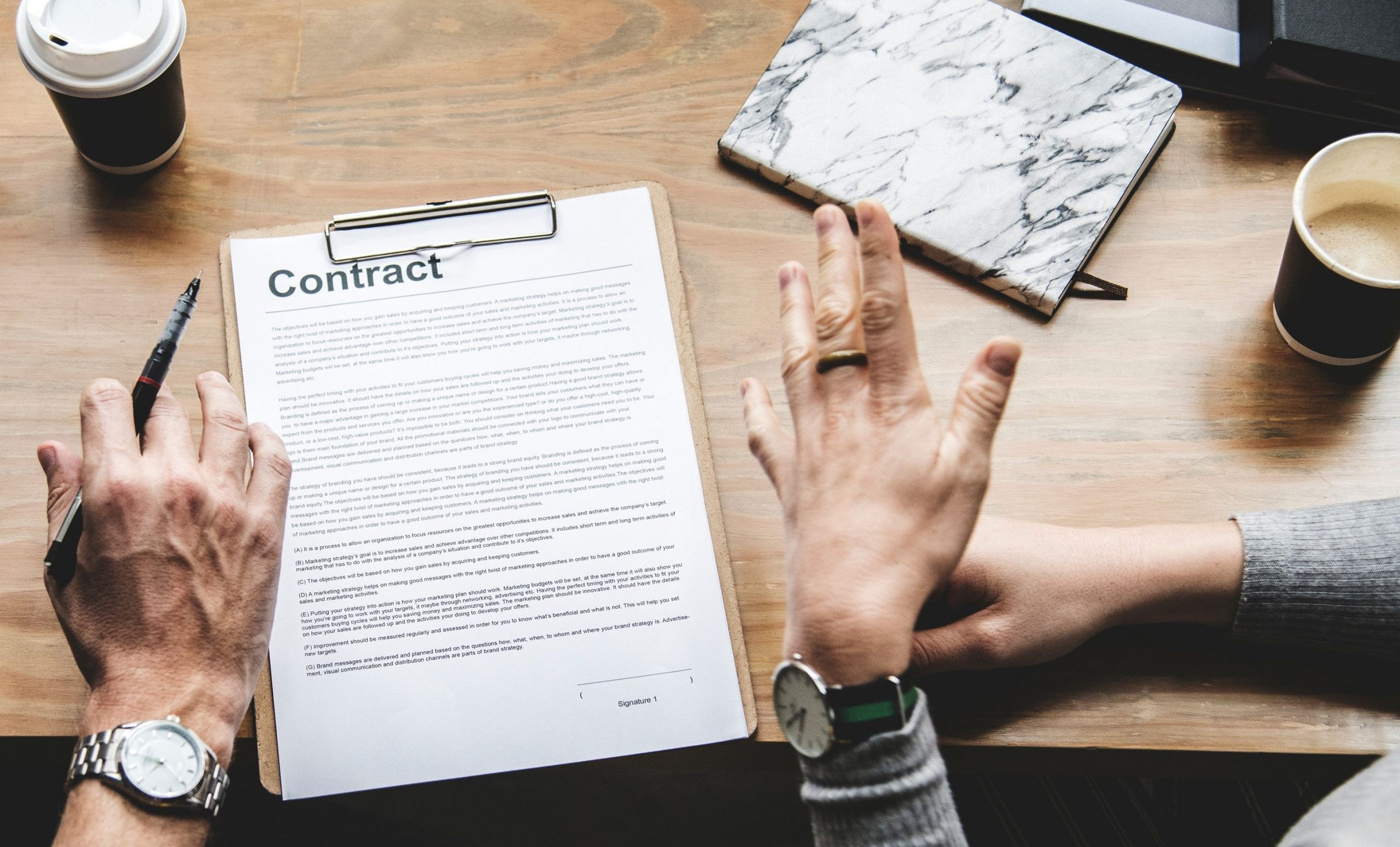 How to sign legal documents for your Australian company