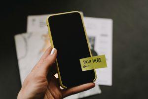 A guide to using e-signatures in Australia